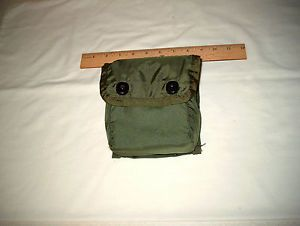 Army First Aid Medical Instrument Supply Kit Empty w Clips GT Condition
