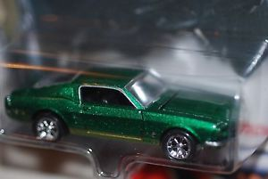 2000 Hot Wheels '68 Ford Mustang Green 1968 Mustang Target Editors Choice