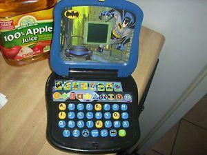 Oregon Scientific Batman Junior Laptop Kids Educational Learning Computer Game