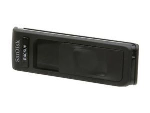 SanDisk Ultra Backup 16GB Flash Drive USB2 0 Portable AES Encryption Mode