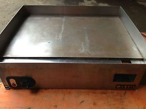 "Anvil Electric 24"" Griddle Grill 220 Volt Commercial Cooking Equipment"