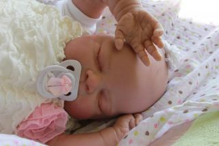 Reborn Baby Girl Resale Priced to Sell Super Cute Chubby Baby