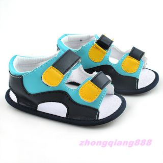 New Infant Toddler Baby Boy Shoes