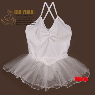 Ballet Costumes Dance Dress Tulle Tutu Child Girls Leotard