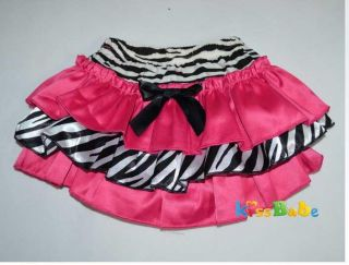 Details about A0320 Girl Baby Clothing Ruffle Pants New Bloomers Nappy