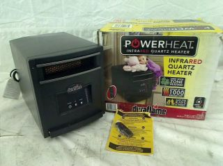 1500 Watt Infrared Quartz Heater
