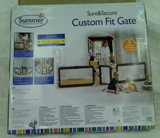 Summer Custom Fit Gate