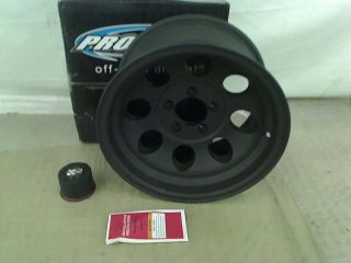 "Pro Comp Alloys 7069 Flat Black Wheel 15x8"" 5x4 5"""