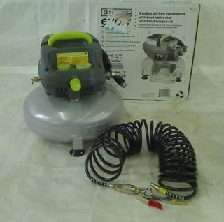 Craftsman Evolv 3 Gallon Pancake Air Compressor