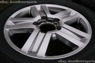 toyota tundra limited edition oem 20 genuine factory wheels not
