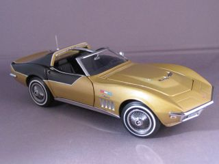 1969 Chevrolet Corvette Apollo Le Franklin Mint