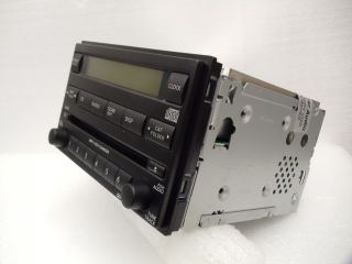 Nissan Pathfinder Xterra Frontier Radio Stereo 6 Disc Changer  CD Player