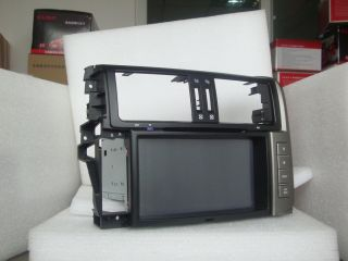 Car DVD GPS Navi Headunit Autoradio for Toyota Land Cruiser 150 Prado 2010 2011
