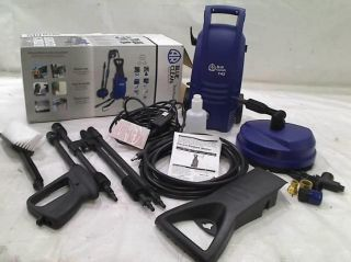 AR Blue Clean AR142 P 1600 PSI Cold Water Electric Pressure Washer