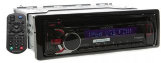 New Kenwood KDCX397 2yr Waranty Car Radio Stereo  CD Player Receiver USB