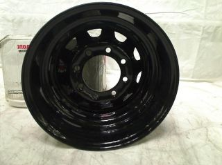 "Pro Comp 52 Gloss Black Wheel 16 5x9 75"" 8x170mm"