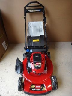 Toro Personal Pace Recycler 22 in Variable Speed Self Propelled Gas Lawn Mower