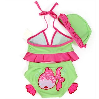 Cute Boys Baby Child Girl Swimming Costume Swimsuit Swim Wear Beachwear Bathing