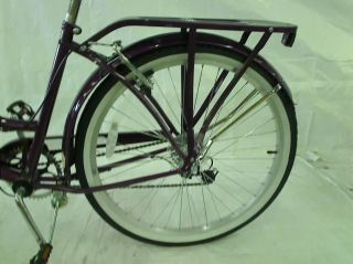 "Schwinn Women's Sanctuary 7 Speed Cruiser Bicycle 26"" Wheels 18"" Frame"