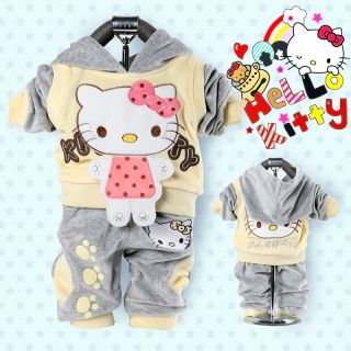 Hello Kitty Baby Girl Clothes