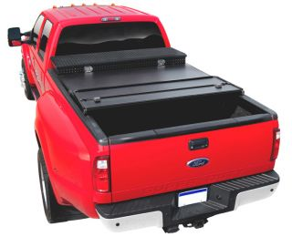 Tundra Extang Solid Fold Toolbox Tonneau Cover 57950