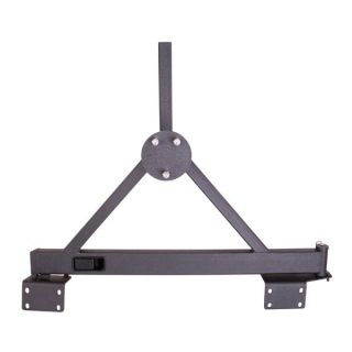 Jeep Wrangler Rear Tire Carrier