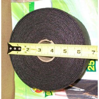 "Duck 3"" 25 ft Pipe Wrap Insulation Hot Cold Plastic Fiber Thick Wrap Build New"