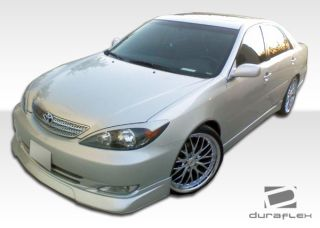 2002 2004 Toyota Camry Duraflex V Speed Complete Body Kit