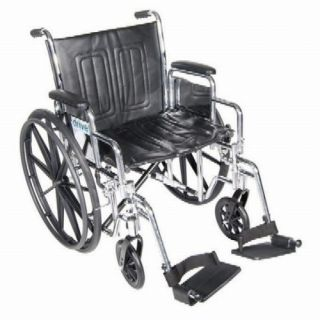 "Youth Small Adult 16"" Wheelchair Wheel Chair Full Arms"
