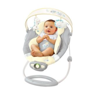 Bright Starts Ingenuity Automatic Briarcliff Bouncer Seat Vibrating Chair New