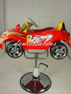 Brand New Child Kid Barber Chair Salon Equipment