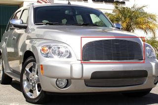 T Rex 06 11 Chevy HHR Billet Grille Custom Aluminum Polished Grill 20090 Carid