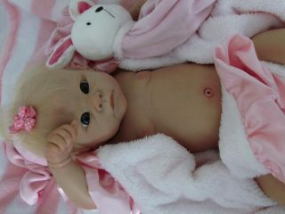 "Little Baby Holly from New Linda Murray Sculpt ""Holly"" w Full Soft Vinyl Torso"