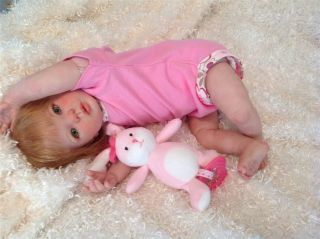 "Cute Baby Girl Micah from Kit ""Kimi"" by Donna RuBert"