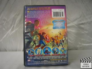 Next Avengers Heroes of Tomorrow DVD 2008 031398101352