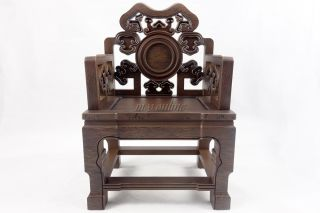 Hot Toys Iron Man 3 The Mandarin Figure 1 6 Chinese Style Antique Chair
