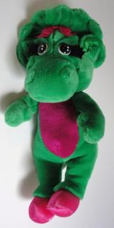 "1992 Baby Bop from Barney The Dinosaur by Lyons Group Dakin 14"" Plush Doll Toy"