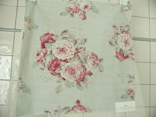 Rachel Ashwell Shabby Chic Manor Rose Linen 1 Full Yd