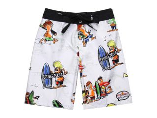 Kids Wave Romper Boardshort (Big Kids) $14.00 (  MSRP $49.50