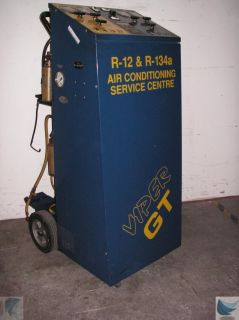 Century Viper GT Model VRGT R12 R134a Air Conditioning Servicing Center