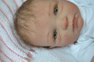 PJs Adorable ♥♥ Nina x Gudrun Legler ♥♥ Newborn Reborn Baby Girl ♥♥ Now Nancy ♥♥