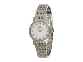 Bulova Ladies Diamond 96p135, Watches, Women