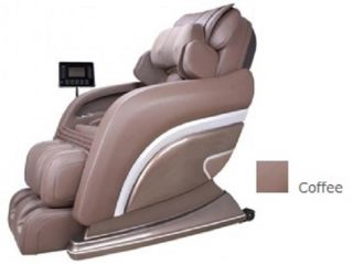 Omega Montage Pro COFFEE Zero Gravity Full Body Massage Chair Recliner