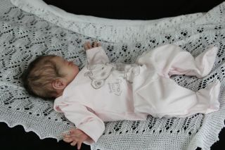 Reborn Newborn Baby Doll Lincoln New Lianna Laura Lee Eagles Limited Edition