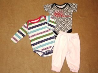 27 Piece Baby Girl Clothes Carters More NB Newborn 0 3 Months