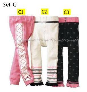 Baby Toddler Boys Girls Ballet Leggings Pants Trousers
