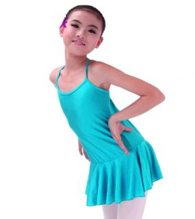 New Girls Ballet Costume Tutu Skirt Kids Fairy Party Leotards Dance Dress