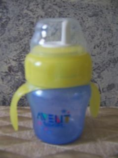 Lot 8 Gerber Avent Precious Moment Luv N Care Baby Feeding Bottles Sippy Cup