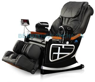 New Beautyhealth BC 11D Recliner Shiatsu Massage Chair 92 Airbags Built in Heat