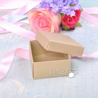 50 100 200 Gift Favor Boxes Wedding Baby Shower Party Candy Box Decoration